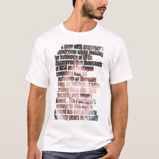 A man with Aspergers T-Shirt