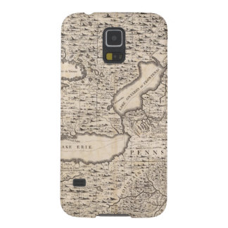 A Map of the British Empire in America Sheet 6 Galaxy S5 Cover