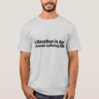 A Marathon in April T-Shirt