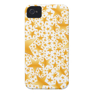A Massive Amount of Gold Stars iPhone 4 Case-Mate Case