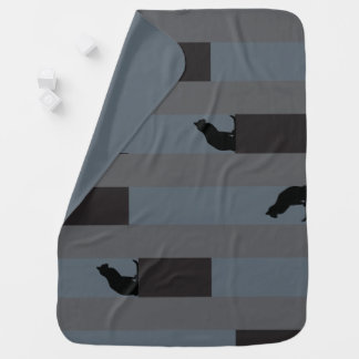 A-MAZING Kitty 2 in 1 blankie Baby Blanket