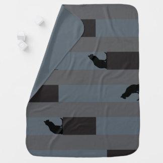 A-MAZING Kitty 2 in 1 blankie Stroller Blanket