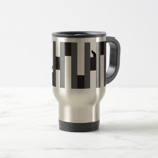 A-MAZING Kitty travel mug