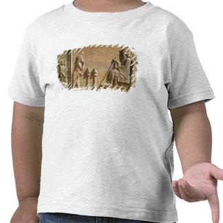A Median officer paying homage to King Darius Tee Shirts