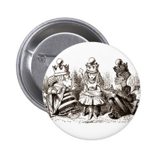 A Meeting with Alice 2 Inch Round Button