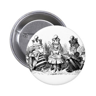 A Meeting with Alice Pins
