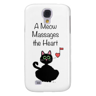 A Meow Massages the Heart