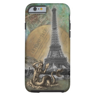 A Mermaid in Paris iPhone 6 case