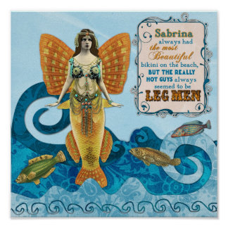 A Mermaid s Tears Poster