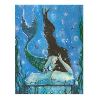 A Mermaid's Tale Postcard