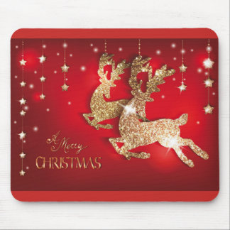 A Merry Christmas Mouse Pad
