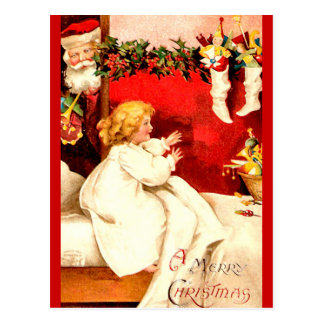 A Merry Christmas Postcards
