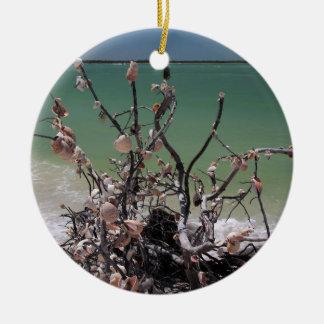A Merry Milonga Ceramic Ornament
