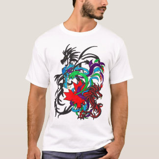 A mess of Dragons T-Shirt