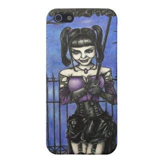 A Midnight Stroll iPhone Case iPhone 5 Cover