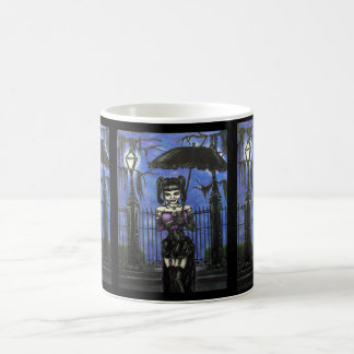 A Midnight Stroll Mug
