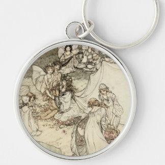 A Midsummer Night's Dream Fairy Key Ring