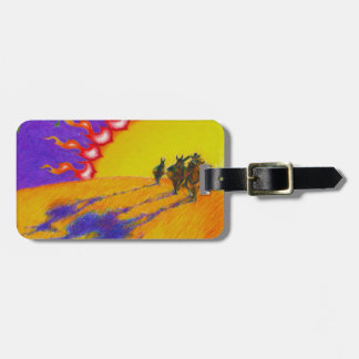 A MIGHTY TRE Page 54 Luggage Tag