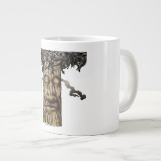 A MIGHTY TREE Cover Large Coffee Mug