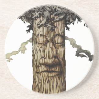 A  Mighty Tree Cover Page Coaster