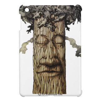 A  Mighty Tree Cover Page iPad Mini Cases