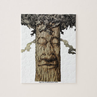 A  Mighty Tree Cover Page Jigsaw Puzzle