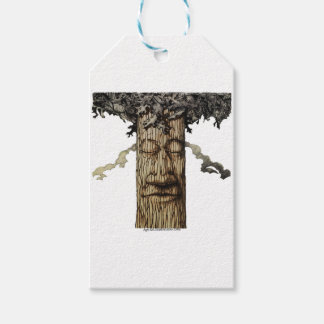 A  Mighty Tree Cover Page Pack Of Gift Tags