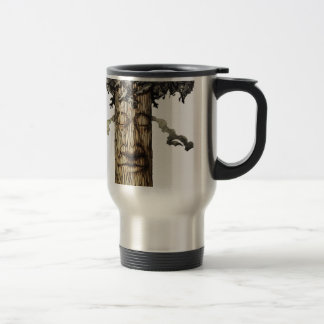 A  Mighty Tree Cover Page Travel Mug