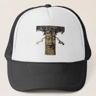 A  Mighty Tree Cover Trucker Hat