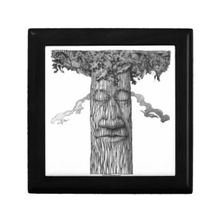 A Mighty Tree Cover &W Gift Box