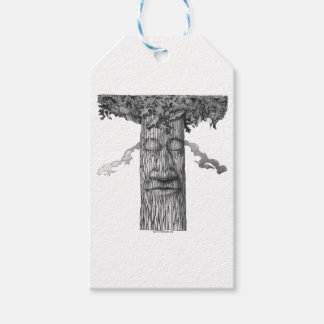 A Mighty Tree Cover &W Pack Of Gift Tags