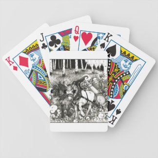 A-MIGHTY-TREE-P14 Orig. Bicycle Playing Cards