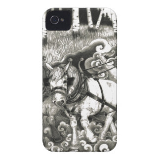 A-MIGHTY-TREE-P14 Orig. iPhone 4 Case-Mate Cases