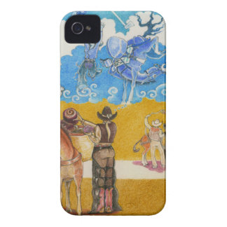 A-MIGHTY-TREE-P48 Case-Mate iPhone 4 CASES
