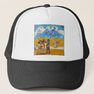 A-MIGHTY-TREE-P48 TRUCKER HAT