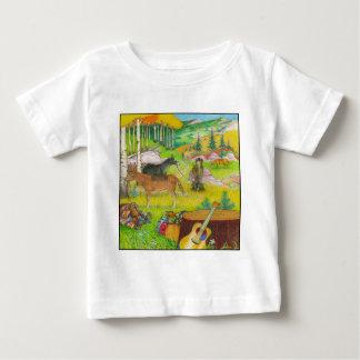 A-MIGHTY-TREE-P56 BABY T-Shirt