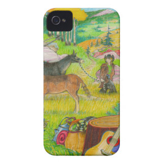 A-MIGHTY-TREE-P56 Case-Mate iPhone 4 CASE