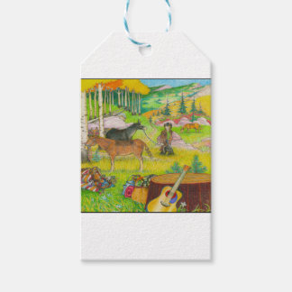 A-MIGHTY-TREE-P56 PACK OF GIFT TAGS