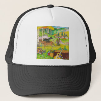 A-MIGHTY-TREE-P56 TRUCKER HAT
