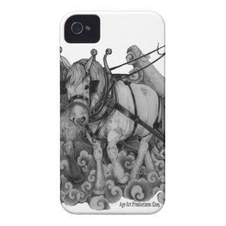 A-Mighty-Tree-Page-14 iPhone 4 Case