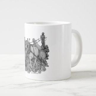 A MIGHTY TREE Page 14 Large Coffee Mug