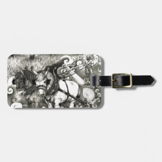 A MIGHTY TREE Page 14 Luggage Tag