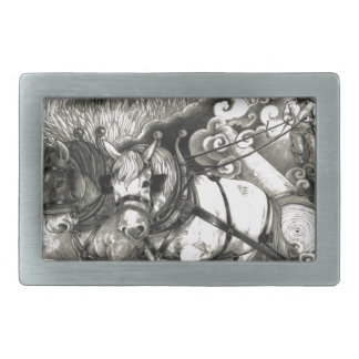 A MIGHTY TREE Page 14 Rectangular Belt Buckle