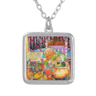 A-Mighty-Tree-Page-26 Silver Plated Necklace