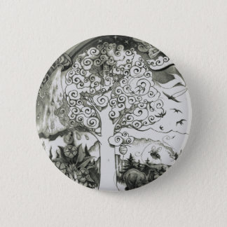 A MIGHTY TREE Page 2 2 Inch Round Button