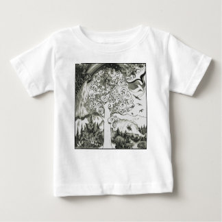 A MIGHTY TREE Page 2 Baby T-Shirt