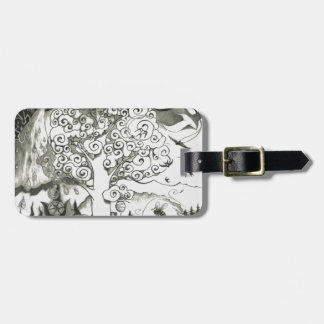 A MIGHTY TREE Page 2 Bag Tag