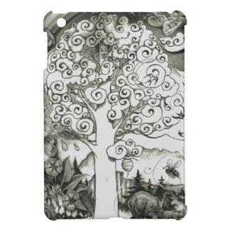 A MIGHTY TREE Page 2 iPad Mini Cover