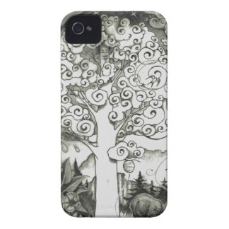 A MIGHTY TREE Page 2 iPhone 4 Case-Mate Cases