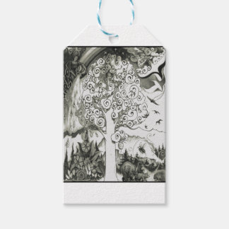 A-MIGHTY-TREE-Page 2 Pack Of Gift Tags